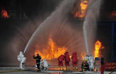 У Німеччині вибухнув нафтопереробний завод: є багато постраждалих