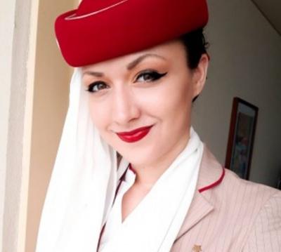 З Клішківців - у Дубай. Історія буковинки, яка стала стюардесою в Арабських Еміратах