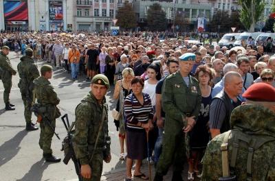 19 людей зникли в Донецьку після смерті Захарченка, - правозахисник