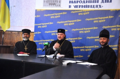 Єпархія УАПЦ просить Порошенка допомогти з отриманням землі під храм у Чернівцях