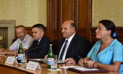Чернівецька облрада збереться на чергову сесію 12 вересня