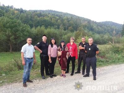 Шукали 6 днів: 15-річну дівчину з Житомирщини знайшли на Буковині