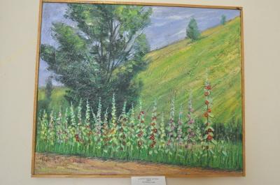 Журналіст-художник із Львівщини представив виставку живопису в Чернівцях - фото