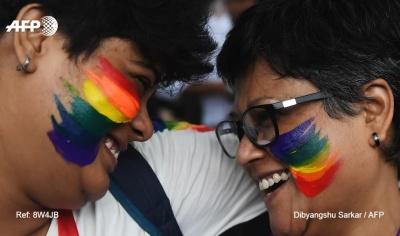В Індії святкують скасування закону, який забороняв одностатевий секс