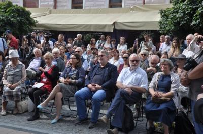 У Чернівцях офіційно відкрили 9-й поетичний фестиваль Meridian Czernowitz