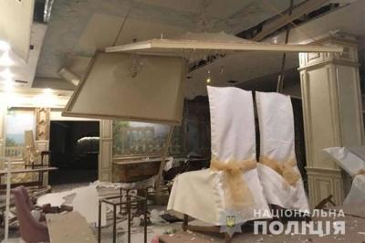 У Косові підірвали ресторан. Поліція показала відео затримання підозрюваного