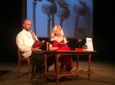 «У нас тут усе червоне»: письменник з Чернівців презентував нову збірку віршів - фото