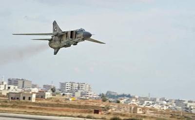 Російські ВКС відновили бомбардування в Сирії