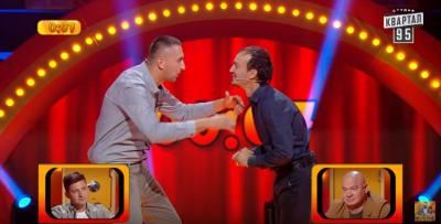 «Чого ти волосся на весла накручуєш?»: гумористи з Чернівців виграли 100 тисяч на шоу «Розсміши коміка» - відео