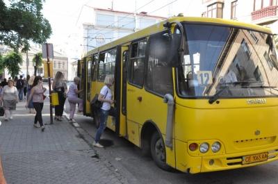 У Чернівцях 10 вересня відновлять рух маршрутки №11 і 12