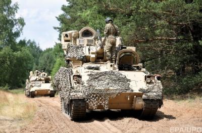 Польща посилює військове угруповання на східних кордонах