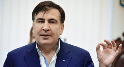 Саакашвілі досі мріє про перемогу в Україні