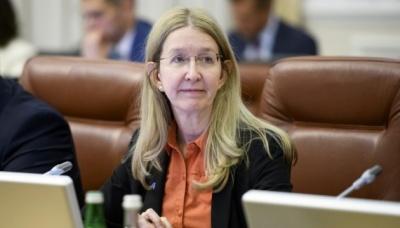 Супрун: Центри з трансплантації відкриють у 4 українських містах