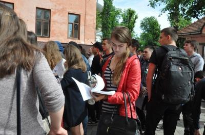 Освітяни Чернівців розповіли, що вливає на місце в рейтингу шкіл за результатами ЗНО