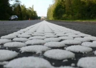 В Україні можуть ввести шумову та світлову розмітку доріг