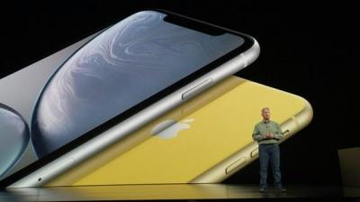Apple представила iPhone Xr з LCD-екраном