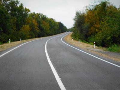 Укравтодор повідомив про завершення ремонту траси «Житомир–Чернівці» на Буковині