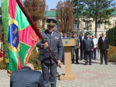 Чернівецькому прикордонному загону присвоїли найменування «імені генерал-хорунжого Олександра Пилькевича»