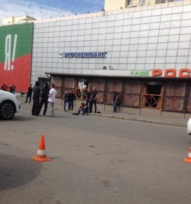 У Харкові застрелили ветерана АТО, який погрожував правоохоронцям гранатою
