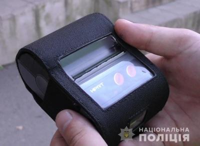 Перші в Україні: буковинські поліцейські перейшли на винесення електронних постанов