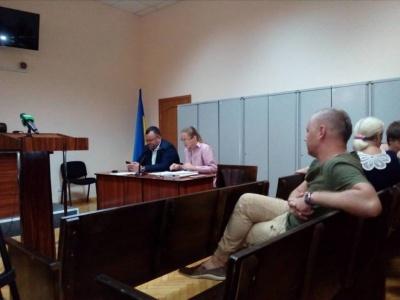 Адвокат Каспрука прокоментувала перше засідання суду щодо його поновлення на посаді