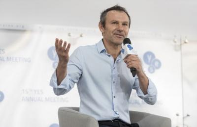 Лідер «Океану Ельзи» вкотре висловився про свої президентські амбіції