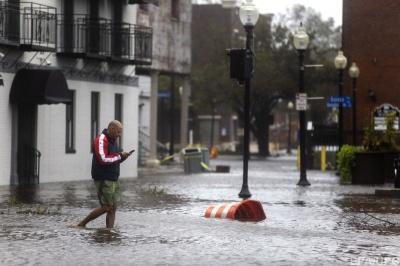 У США лютує ураган «Флоренс»: щонайменше п'ятеро загиблих - фото