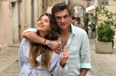 Вагітна Регіна Тодоренко поділилася планами на весілля із російським співаком
