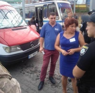 Перевізник з Чернівців відмовився везти учасників АТО з Тернопільщини