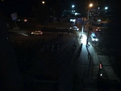 У Чернівцях авто патрульної поліції збило на смерть пішохода, водій втік з місця ДТП - свідок