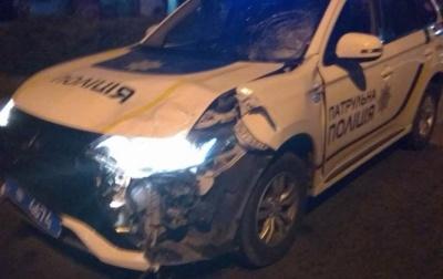 У Чернівцях авто патрульної поліції збило на смерть пішохода