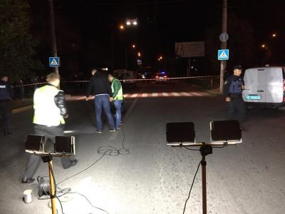 Водій не втікав: у прокуратурі Буковини розповіли деталі жахливої нічної ДТП з поліцейським авто