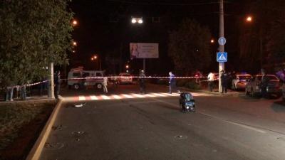 Пішохід раптово вибіг на дорогу: поліція вперше прокоментувала трагічну ДТП з патрульним авто
