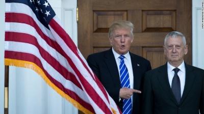 Трамп збирається звільнити шефа Пентагону, - NYT