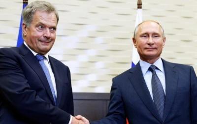 Фінляндія не вступатиме в НАТО через погрози з боку Росії