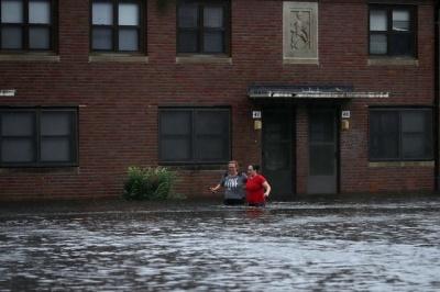 """У США внаслідок урагану """"Флоренс"""" загинули щонайменше 13 осіб"""