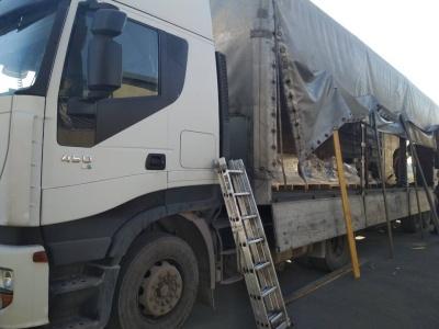 Буковинські митники вилучили товар на понад 7 мільйонів гривень