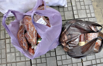 Буковинські парафіяни відправили благодійну допомогу бійцям на Сході