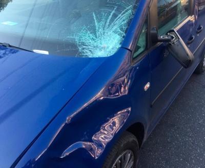 Вийшла на дорогу позаду тролейбуса: у поліції розповіли деталі ДТП у Чернівцях