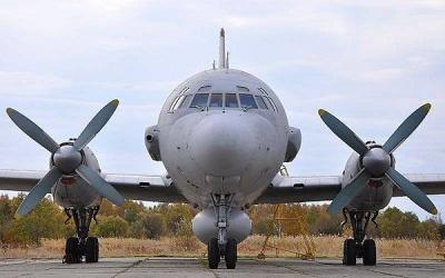 Сирійська ППО збила російський літак-розвідник Іл-20