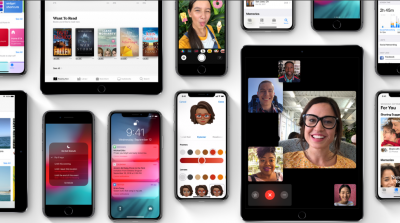 iOS 12 доступна для завантаження. Що нового?