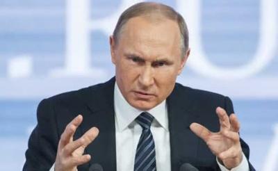 """""""Нашу відповідь помітять усі"""". Путін прокоментував збиття літака Іл-20 у Сирії"""