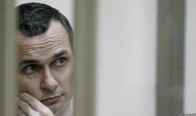 Рада номінувала Олега Сенцова на Нобелівську премію миру