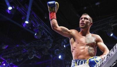 Українець очолив рейтинг кращих боксерів світу