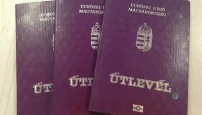 ЗМІ: У Береговому українцям видають угорські паспорти під присягу та шампанське (відео)