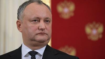 Додон заявив, що питання Придністров'я вирішить референдум