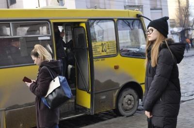 У Чернівцях хочуть знизити тариф на проїзд у маршрутках із 5 до 4 гривень
