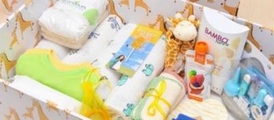 У Чернівці сьогодні прибуде перший вантаж «пакунків малюка»
