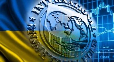 Україна продовжує вести переговори з МВФ
