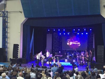 «Моя улюблена публіка»: у Чернівцях відбувся концерт Михайла Грицкана - фото
